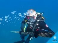 Deepwater diving