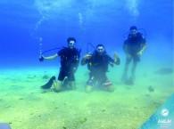 nitrox scuba diving_צלילת נייטרוקס_Nitrox дайвинг