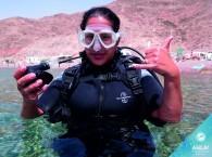 try scuba diving_לנסות צלילהпопробовать подводное плавание