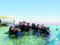 scuba diving centre_מרכז צלילה_центр подводного плавания в Израиле
