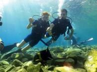 deep sea scuba diving_глубокое море дайвинг_צלילה במים עמוקים
