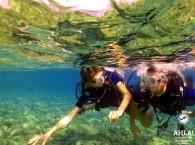 open water diving_дайвинг в открытом море_צלילה במים פתוחים