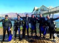 advanced course in eilat diving center cheap