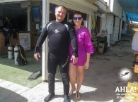 diving courses in israel eilat red sea