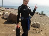 diving in israel for beginners eilat