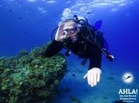 scuba diver red sea_eilat_israel