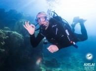 diving in the red sea israel