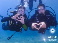 scuba diving holidays in eilat