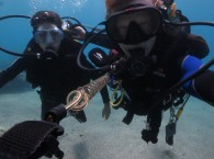 Scuba Diving Instructor selfy