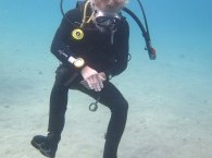 Underwater FINS Board