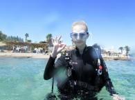 Ознакомительное погружение с аквалангом в Эйлате @ автор: Misha S