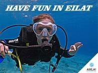 have fun in Eilat