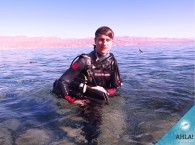 scuba diving in eilat - 3