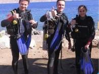 scuba diving in eilat - 1