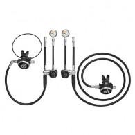 MK25 EVO/G260 – Sidemount Regulator Kit