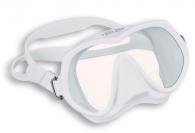מסכת צלילה Super View לבן