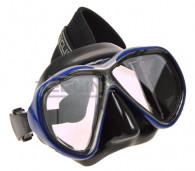 מסכת צלילה Tiara שחור/ כחול