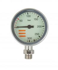 מד לחץ 0-300 SPG 52 mm