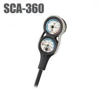 מד לחץ בקומבו ומד עומק TUSA SCA-360