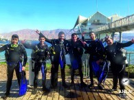 advanced course in eilat diving center cheap