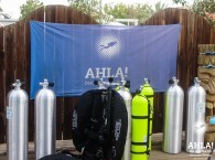 technical scuba diving in eilat red sea