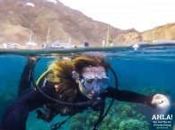 intro dive in eilat red sea