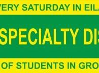 Nitrox Speciaty Discount- every Saturday